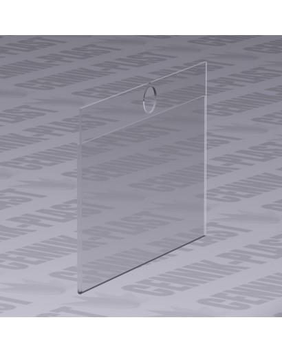 Ценникодержатель на крючок 40*60 мм