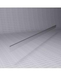 Ценникодержатель стеллажный DBR 1000*40 мм.